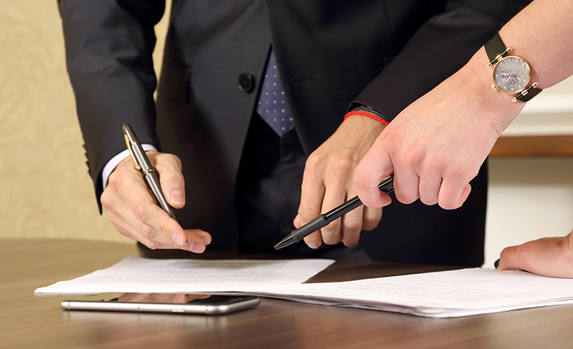 Hire an Attorney for Your New Business